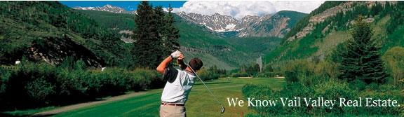Vail Valley Golf Course Area Listings and Property For Sale